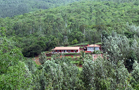 Shivgiri Trails Estate, Kadur taluk of Chikmagalur District.